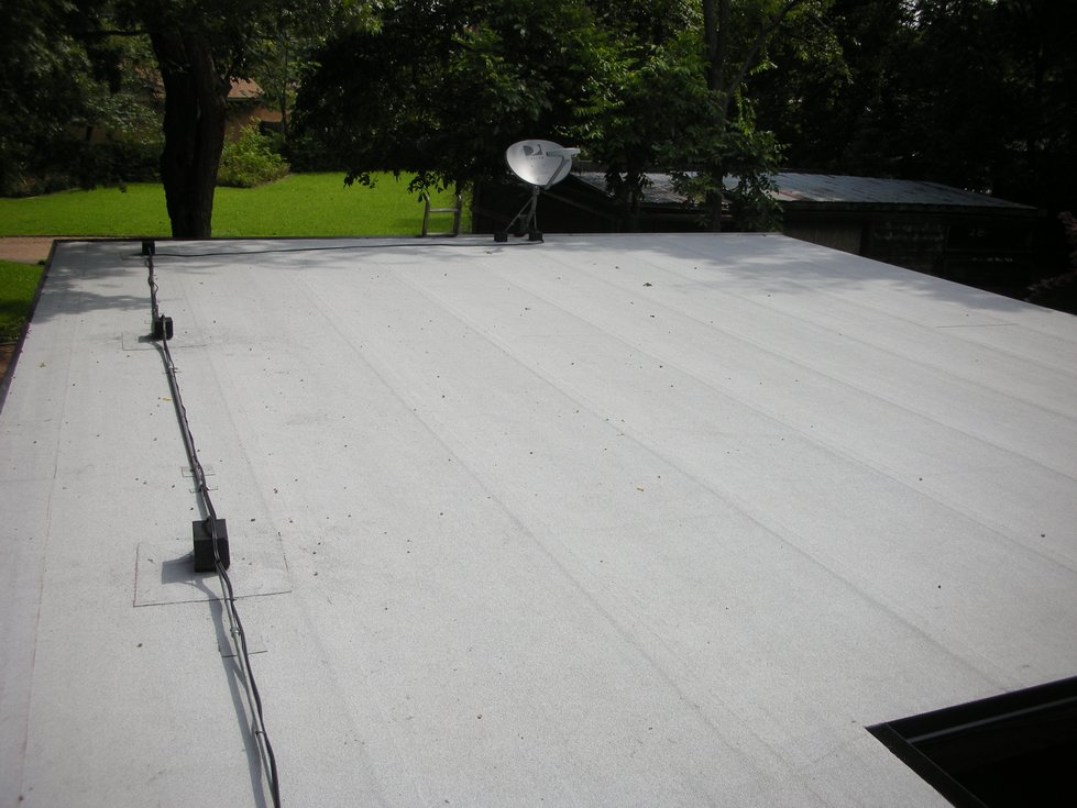 Residential Re-Roof and Maintenance